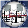 Проектирование, монтаж тепловых автоматизированных узлов с приборами учета тепловой энергии любой сложности