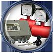 Проектирование, монтаж общедомовых приборов учета тепловой энергии (теплосчетчик) и гвс