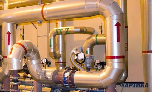 Тепловые автоматизированные узлы